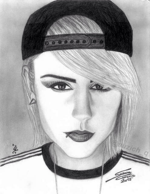 Christina Novelli by Suzich